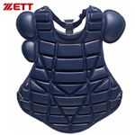 ZETT(ゼット)BLP1255硬式用プロテクター 2900ネイビー