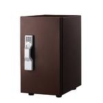 エーコー 耐火金庫 指紋照合式 NSFE-CW 60kg 【代金引換可能】【時間指定可能】