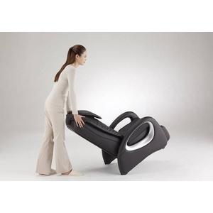 スライヴ マッサージチェア くつろぎ指定席(足もみ機能付き)CHD-8200(k) ブラック