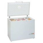 SUPERFROST(スーパーフロスト) ノンフロン冷凍庫 チェストフリーザー SF290R