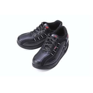 SOMEBODY ファッションウォーキングシューズ レディース ブラック 24.5cm