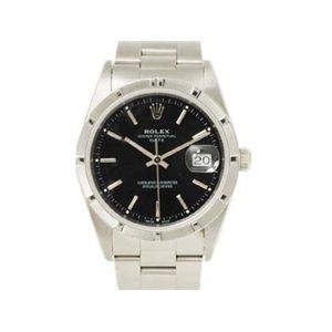 【中古AB】ROLEX(ロレックス) 腕時計 オイスターパーペチュアルデイト 15210 E番