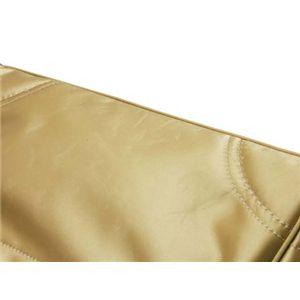 【現品限り】COACH(コーチ) トートバッグ ナイロン カーフ ゴールド 11992 【中古A】