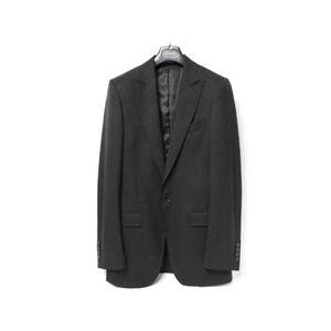 【現品限り】ドルチェ&ガッバーナ ジャケット メンズ ウール100% 黒 【新品同様】