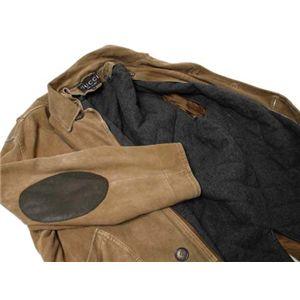 【現品限り】GUCCI(グッチ) ジャケット #48 ウール90% カシミヤ10% ブラウン 【中古B】