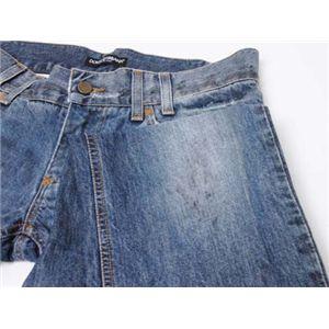 【現品限り】ドルチェ&ガッバーナ パンツ メンズ #46 デニム ブルー 【中古A】