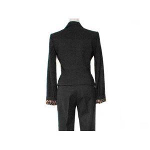 【現品限り】Dolce&Gabbana(ドルチェ&ガッバーナ) スーツ ジャケット・パンツ 黒【中古A】