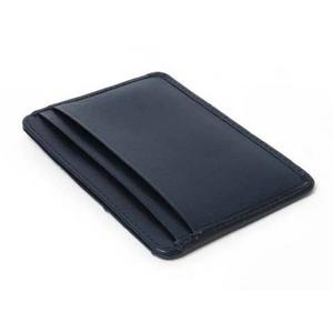 【現品限り】CHANEL(シャネル) カンボンライン カードケース ネイビー A26725 【新品同様】