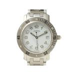 【現品限り】HERMES(エルメス) 腕時計 クリッパー ダイバー CL7.710 メンズ 時計 SS【中古A】