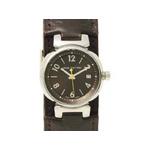 【現品限り】LOUIS VUITTON(ルイ ヴィトン) 腕時計 タンブール Q1211 クオーツ レディースウヲッチ 【中古A】