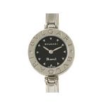 【現品限り】BVLGARI(ブルガリ) Bzero1ウォッチ バングル SS BZ22S 時計 【中古SA】