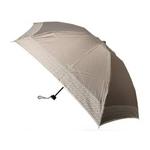 【現品限り】Fendi(フェンディ) 折りたたみ傘 ベージュ【中古A】