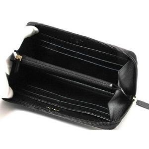 【現品限り】CHANEL(シャネル) ラウンドファスナー長財布 バタフライ カメリア 黒 ブラック A50092 【新品】
