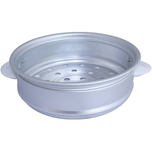 マルチ電気鍋 蒸し器