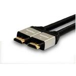 HDMIケーブル 1.0m (シルバー) ECOパッケージ HDM10-882SV-2 2個セット