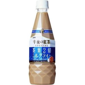 キリン 午後の紅茶 スペシャル 茶葉2倍ミルクティー 460mlPET 72本セット (3ケース)