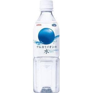 キリン アルカリイオンの水 500mlPET 240本セット (10ケース)