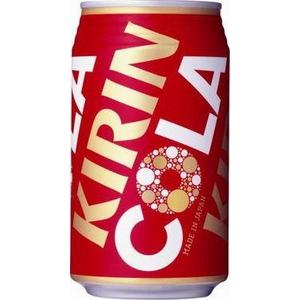 キリン コーラ 350ml缶 144本セット (6ケース)