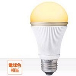 シャープ LED電球(電球色) DL-L40AL