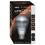 NEC LED電球(電球色相当) ELL6L-100V