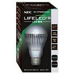 NEC LED電球(白色相当) ELL6N-100V