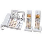 サンヨー デジタルコードレス留守番電話 TEL-DJW8