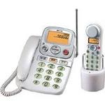 サンヨー コードレス骨伝導電話 TEL-KU2