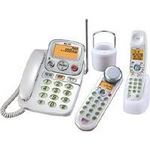 サンヨー コードレス骨伝導電話 TEL-KU3