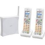 サンヨー デジタルコードレス留守番電話 TEL-LANW60