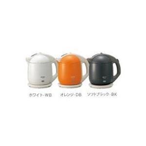 象印 電気ケトル CK-BB10 ソフトブラック(BK)
