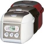 サンヨー 3合炊飯器 ECJ-LS30 ステンレスレッド (SR)