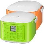 サンヨー 3合炊飯器 ECJ-XQ30 グリーン(G)