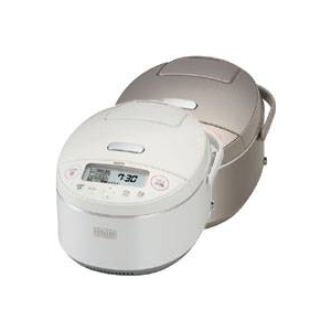 サンヨー 圧力IH5合炊飯器 ECJ-XW10A プレミアムホワイト(W)