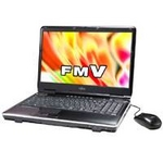 富士通 ノートパソコン FMV-BIBLO NF/G70 ブラック