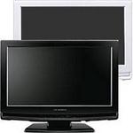 DXアンテナ 19V型ハイビジョン液晶テレビ LVW-193 ホワイト