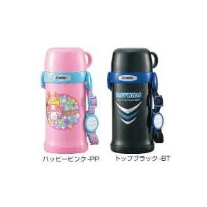 象印 ステンレスボトル0.60L【タフボーイ保温保冷】 SC-MB60 ハッピーピンク