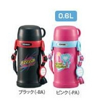 象印 ステンレスボトル0.6L【タフボーイ保温保冷】 SC-MT60 ピンク(PA)