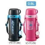 象印 ステンレスボトル0.8L【タフボーイ保温保冷】 SC-MT80 ブラック(BA)