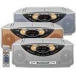 シャープ MD/CD/カセット SD-FX200 オレンジ