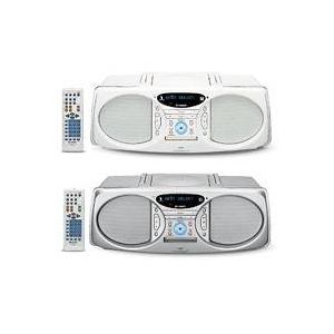シャープ MD/CDシステム SD-FX30 シルバー