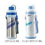 象印 ステンレスクールボトル0.80L【タフボーイ保冷専用】 ST-FB80 ハッピーホワイト