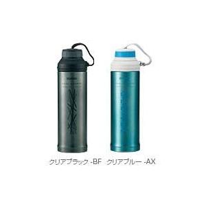 象印 ステンレスクールボトル ST-GC50 クリアブルー(AX)
