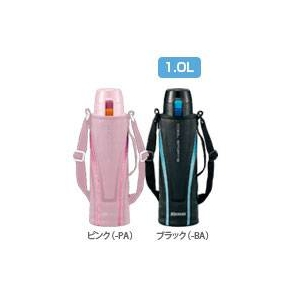 象印 ステンレスクールボトル1.0L【TUFF保冷専用】 ST-PC10 ピンク(PA)