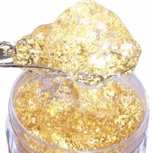 ゴールドスキンリバースパック 眩しいくらいの純金(24k)