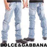 DOLCE&GABBANA(ドルチェ&ガッパーナ) メンズデニム G4A8TD-G8C13 (52)