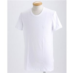 D&G(ディー&ジー) Tシャツ(2枚セット) /レッド&ホワイト L