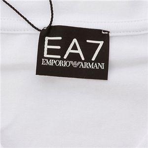 EMPORIO ARMANI(エンポリオ アルマーニ) ロゴプリントロングTシャツ 273070-0S206/【C】ホワイトXXL