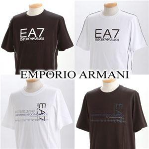 EMPORIO ARMANI(エンポリオ アルマーニ) Tシャツ 【B】273113-0S237ブラック XL