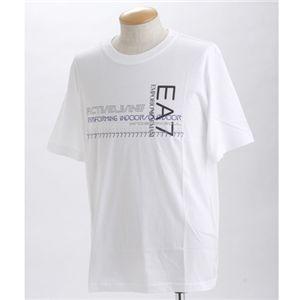 EMPORIO ARMANI(エンポリオ アルマーニ) Tシャツ 【B】273113-0S237ホワイト S