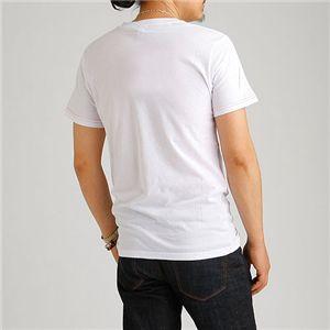 DIESEL(ディーゼル) メンズ プリントTシャツ BMOWT-OKHO CG5S-00EKZ ホワイト EUサイズM